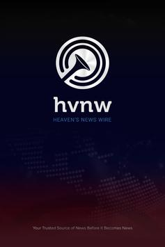 Heavens News Wire poster