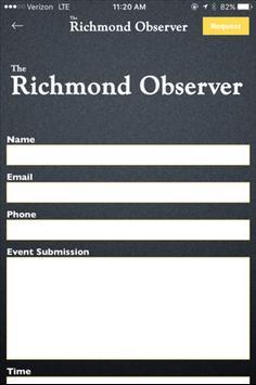 Richmond Observer screenshot 3