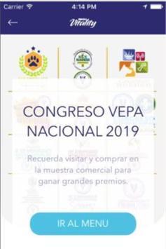CONGRESO VEPA NACIONAL 2019 screenshot 1
