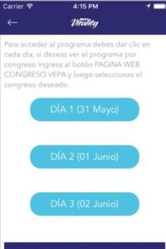 CONGRESO VEPA NACIONAL 2019 screenshot 3