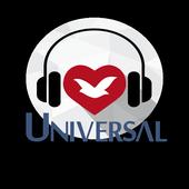 Universal Online Radio 아이콘