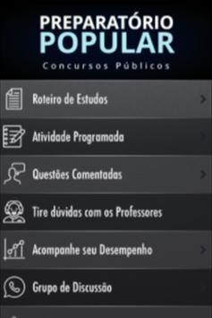 Concurso PRF screenshot 2