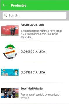 Globseg screenshot 2
