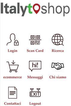 ItalyToShop screenshot 1