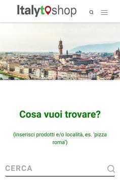 ItalyToShop screenshot 3