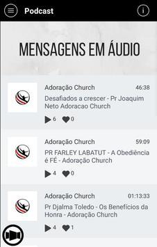 Adoração Church screenshot 2