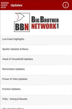 Big Brother Network screenshot 2
