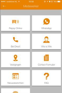 Repay HRM screenshot 3