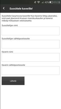 Easymove screenshot 1