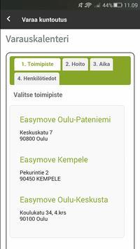 Easymove screenshot 3