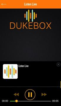 DukeBox captura de pantalla 1
