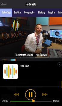 DukeBox captura de pantalla 2