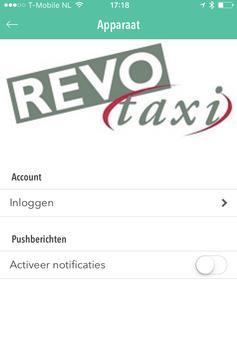 Revo Taxi screenshot 2