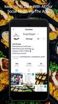 Live N Lean screenshot 3
