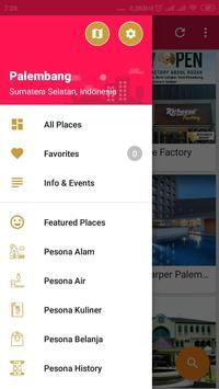 Pesona Palembang - Wisata, Rekreasi, Tamasya, Tour screenshot 2