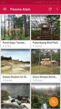 Pesona Palembang - Wisata, Rekreasi, Tamasya, Tour screenshot 3