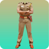 Police Photo Suit icon