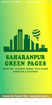 Saharanpur Green Pages poster