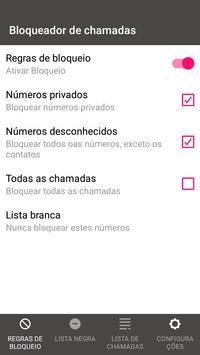 Bloqueador de Chamadas - Blockit screenshot 2