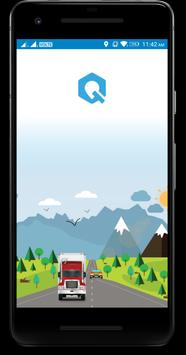 QuickPick: On-Demand Delivery poster