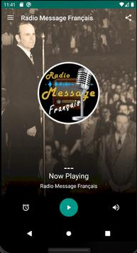 Radio Message Français penulis hantaran