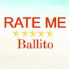 Rate Me Ballito Zeichen