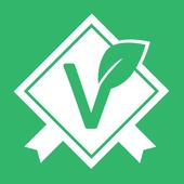 Recettes végétarienne icon