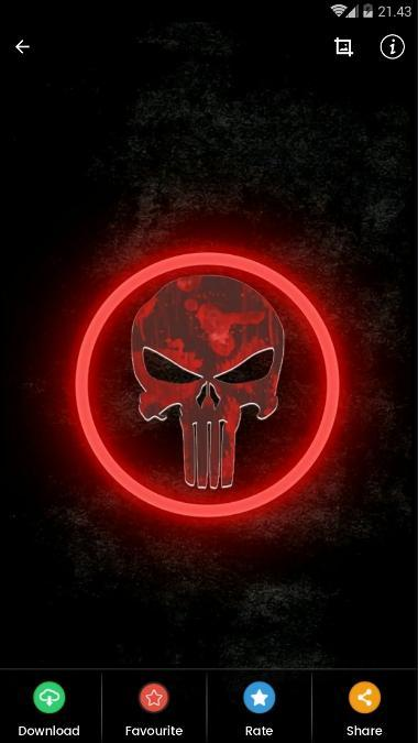 Red Skull Wallpaper HD for Android - APK Download