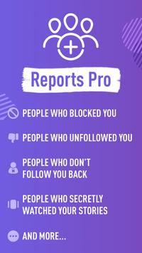 Reports Pro poster
