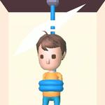 Rescue Cut - Rope Puzzle