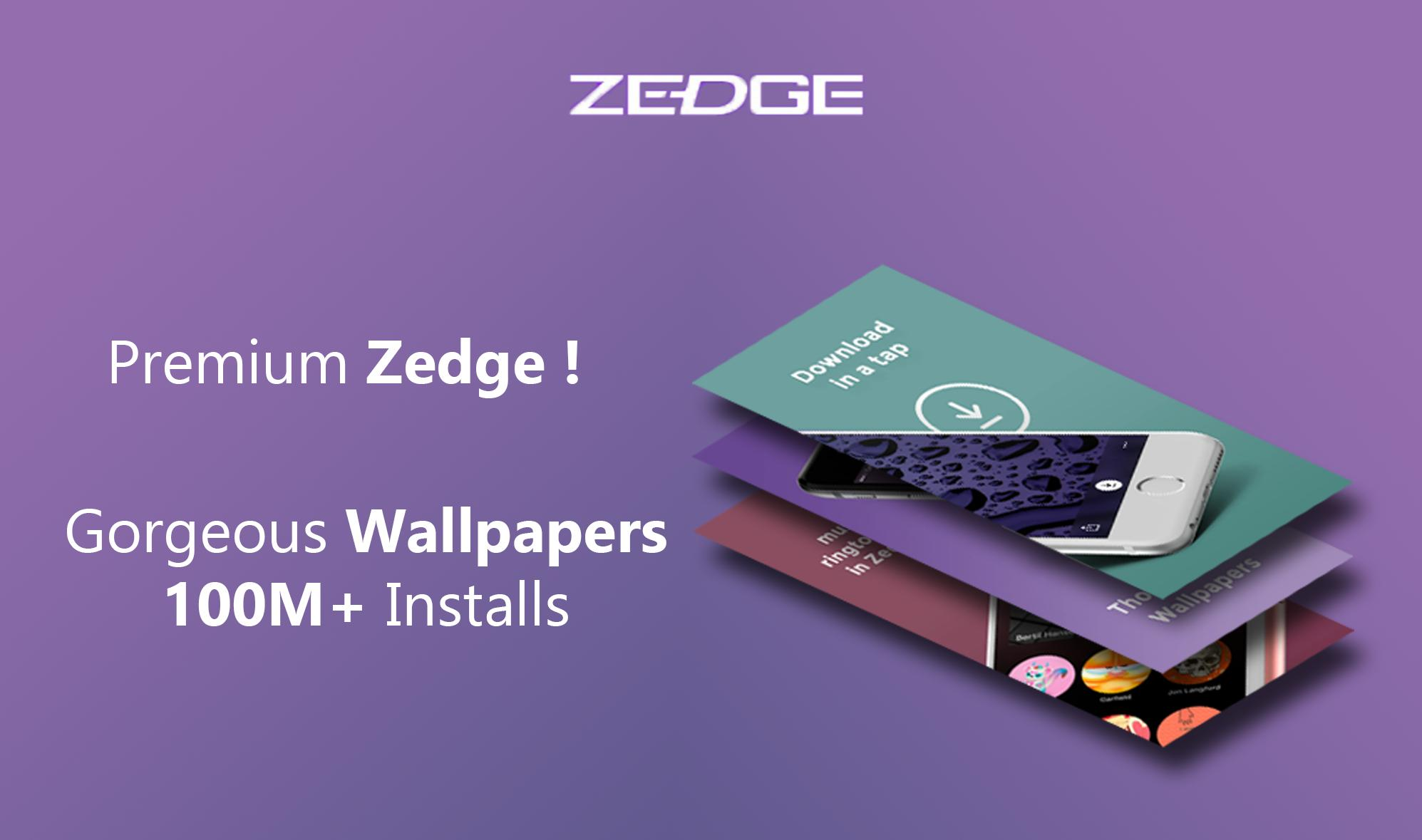 New Zedge Plus Wallpapers And Ringtones For Android Apk