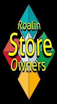 Roalin Store Owners poster