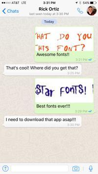 Rockstar Fonts! screenshot 22