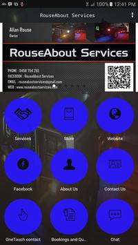 RouseAbout Services poster