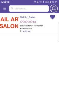 Salon always privilege screenshot 3
