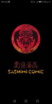 Sashimi Comic poster
