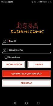 Sashimi Comic screenshot 11
