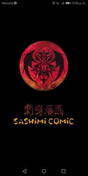 Sashimi Comic screenshot 16