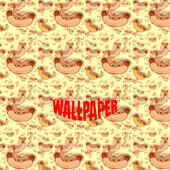 Sausage Pattern Wallpapers icon