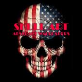 Skull Art Abstract Wallpaper icon