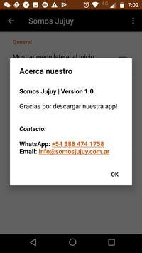 Somos Jujuy App screenshot 3