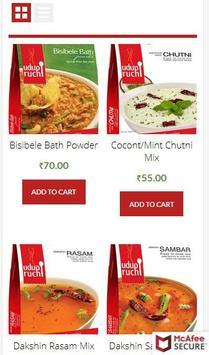 South India Bazaar screenshot 1
