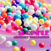 Sprinkle Abstract Wallpaper icon