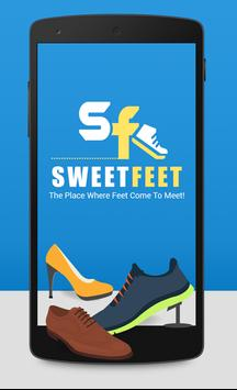 Sweet Feet poster