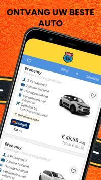 14CARS Autohuur-App. Vergelijk huurauto's in de VS screenshot 1