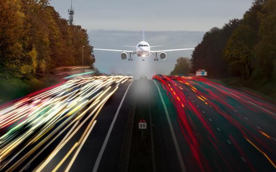 Airplane Wallpaper poster