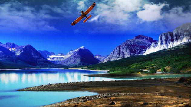 Airplane Wallpaper screenshot 1