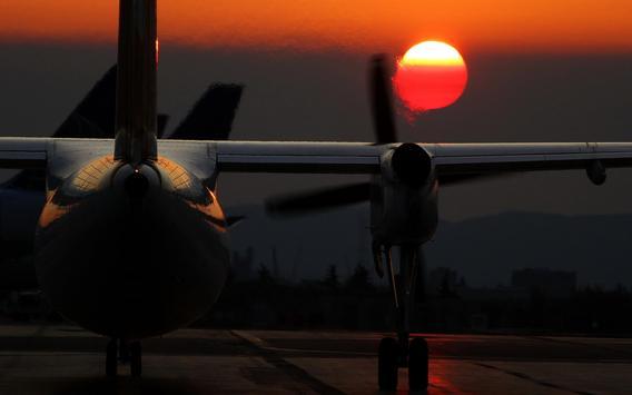 Airplane Wallpaper screenshot 8