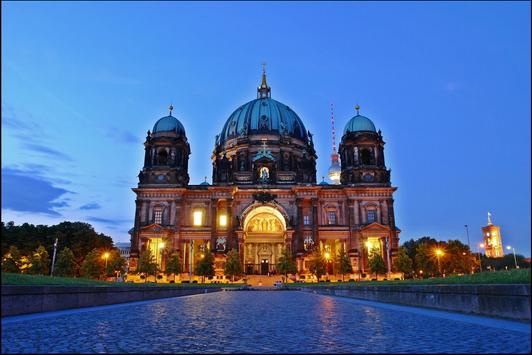 Berlin Wallpaper screenshot 2