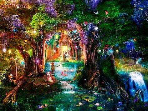 Forest Wallpaper screenshot 5